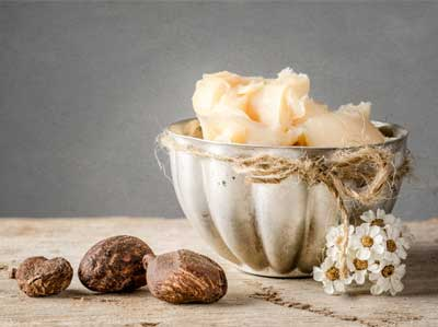 SHEA BUTTER BODY MASSAGE